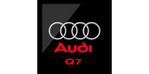 Лобовые стекла для Audi Q7