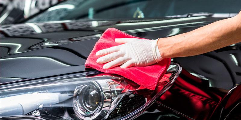 Какой пастой полировать машину в домашних условиях
