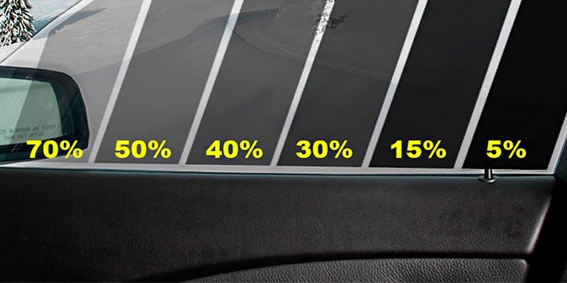 Какую тонировку для автомобиля выбрать?